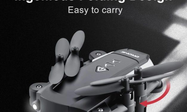 WLRC KK8 Mini Drone – Fedezzük fel a környezetünket