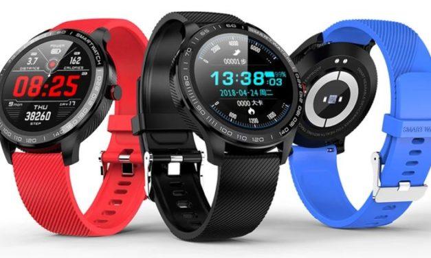 Microwear L9 smartwatch – Elegáns vagy sportos, te döntöd el