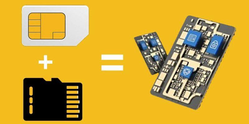 A Xiaomi bemutatott egy SIM kártyát, amely microSD-ként is működik
