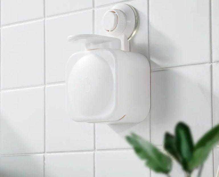 Xiaowei falra szerelhető folyékony szappanadagoló