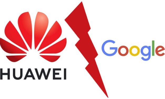 A Huawei (részben) búcsút int az Androidnak
