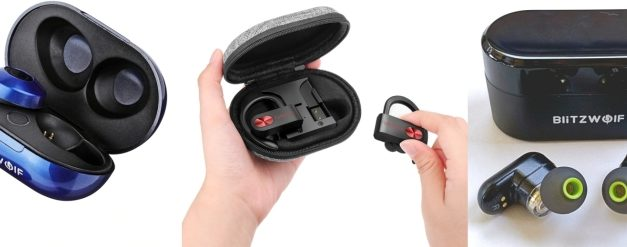 Három BlitzWolf Bluetooth fülhallgató kapott erőteljes leárazást