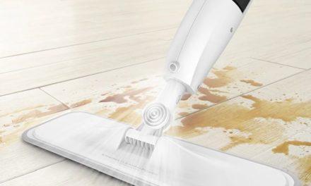 Xiaomi Mijia Deerma vízpermetes mop – olcsóbban, német raktárból!