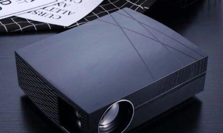 Vivibright F20 Projector – Költözzön a mozi élménye a lakásba