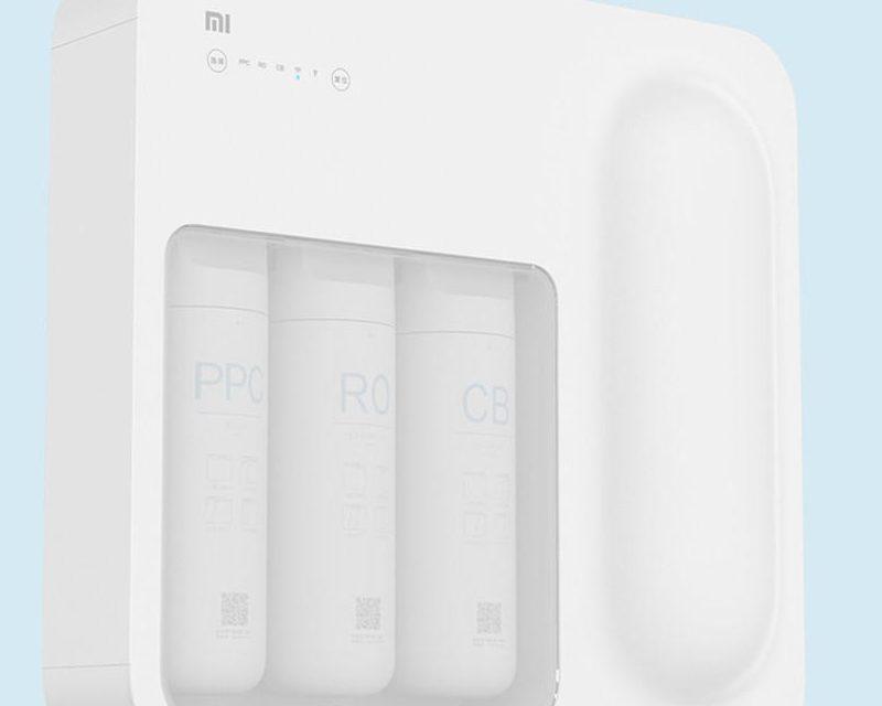 Xiaomi Smart Mi Water Purifier – Öntsünk tiszta vizet a pohárba (okosan)