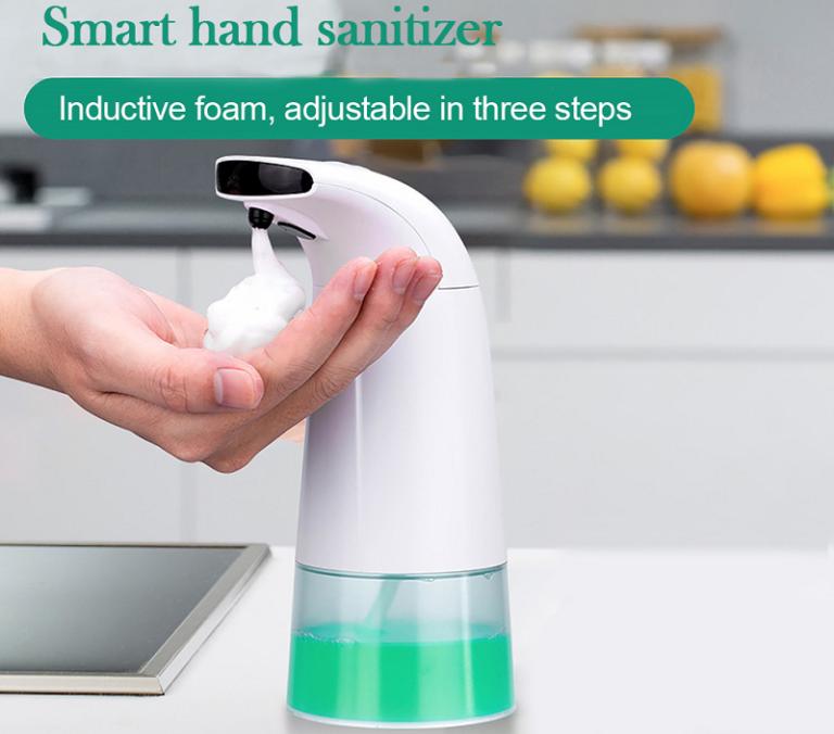 Xiaomi Youpin automata szappanhab-adagoló – most jobban kell, mint eddig bármikor!