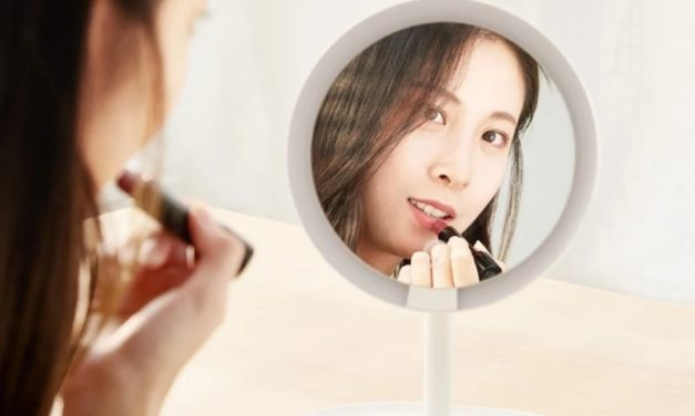 Xiaomi XY Youpin LED tükör – Társ a tökéletes megjelenéshez