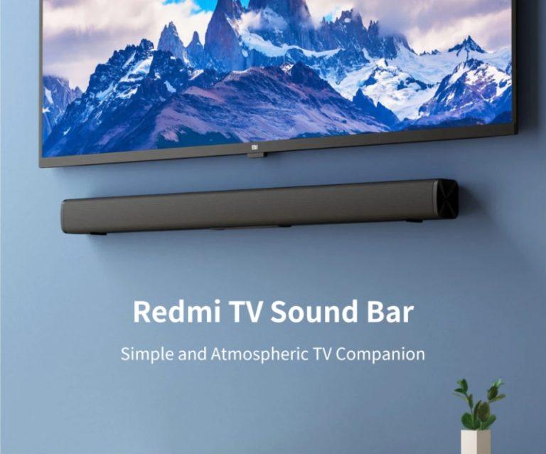 Redmi Soundbar – Hangprojektor nem csak TV-hez