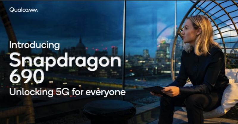 Megjelent a Snapdragon 690 – 5G már a középkategóriában is