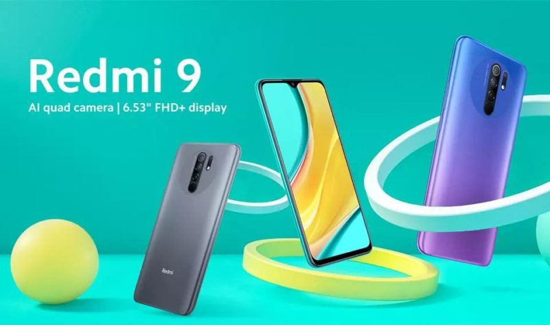 Xiaomi Redmi 9 – Ez sem egy ökör ára