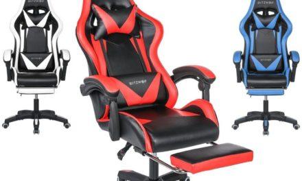 BlitzWolf BW-GC1 gamer szék – Nemcsak gamereknek