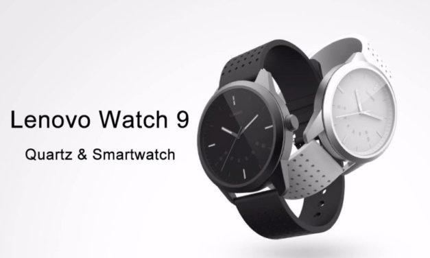 Lenovo Watch 9 – hibrid okosóra szégyenletes árcédulával