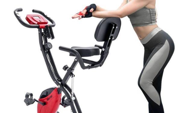 Merax X-Bike – Tekerj otthon, kényelmesen