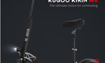 Szinte a teljes KUGOO roller-palettát akciósan kínálja a Geekbuying