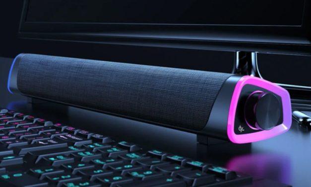 3D hatású Soundbar – Apró hangprojektor zajkeltéshez
