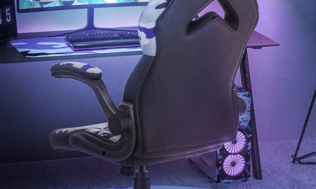 BlitzWolf BW-GC4 gamer szék – párnázott kényelem olcsón