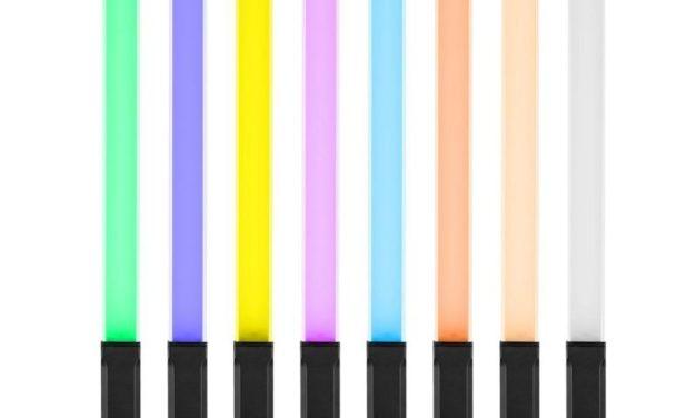 LIYADI RGB LED fényrúd – Színezzük ki/be az éjszakát