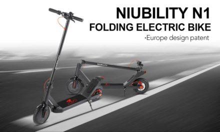 Niubility N1 elektromos roller – Még simán csaphatunk vele pár kört
