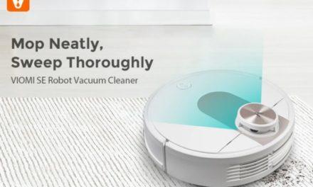 Xiaomi VIOMI SE robotporszívó – Ne verje ki, ne rázza ki, Xiaomi szívassa ki