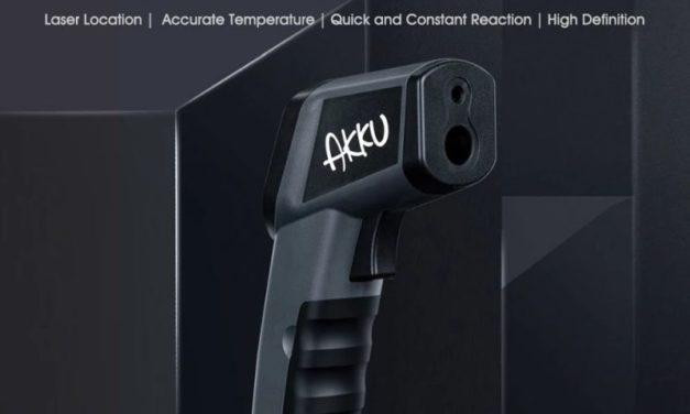 Youpin aKKU lézeres hőmérő – Mi mással működne, mint akkuval?