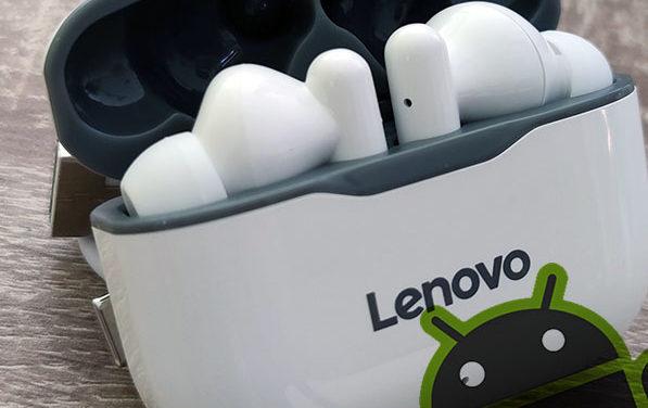 Lenovo LivePods LP1 TWS BT fülhallgató gyorsteszt – 5000 ft alatt!