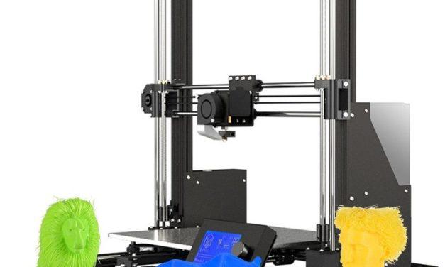 Anet A8 Plus 3D nyomtató – Öntsd formába álmaidat