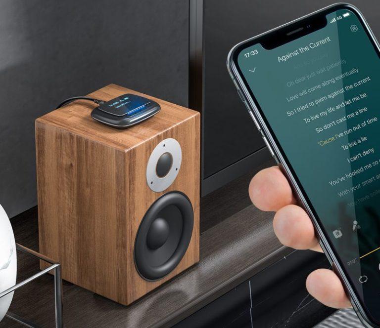 BlitzWolf audio transzmitter – Hangosan elegáns