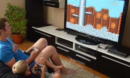 NES Mini játékkonzol – Retro játékok tömkelege köszön vissza ránk