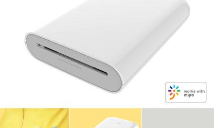 Xiaomi Pocket Photo Printer 3 – Öntsük papírba/papírra képeinket