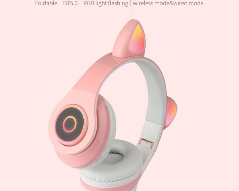 B39 Bluetooth headset – cukiság kimaxolva