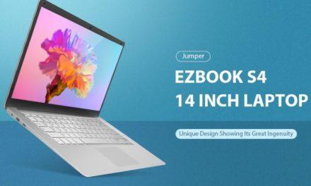 Jumper EZbook S4 Laptop – Az olcsóság ára
