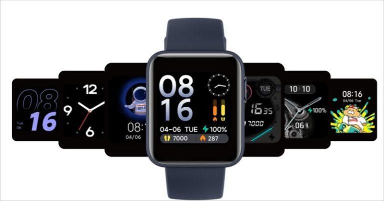 Mi Watch Lite okosóra – Ezzel bankot robbant a Xiaomi