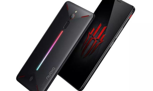 Nubia Red Magic gamer telefon 60 ezer forint alatt!
