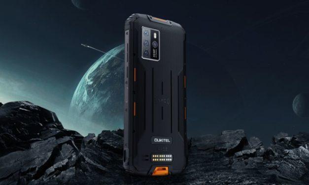 Oukitel WP10 5G strapatelefon – a Balcsi mélyén is hasít a mobilnet