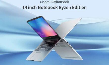 Xiaomi RedmiBook 14 Ryzen Edition – AMD alapokon a kis szörnyeteg