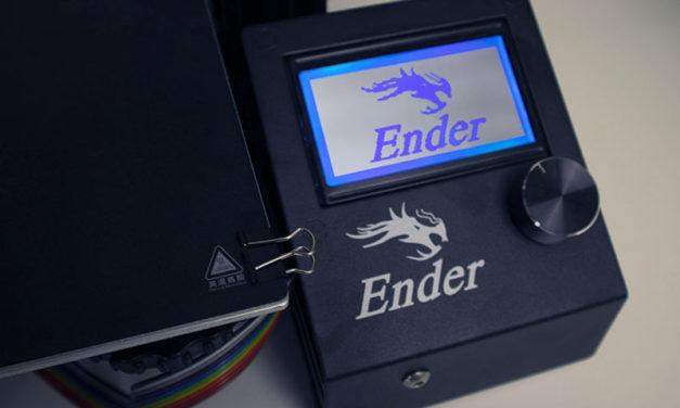 Creality Ender-3: a 3D-nyomtatás kora elérkezett – Mindenkinek!