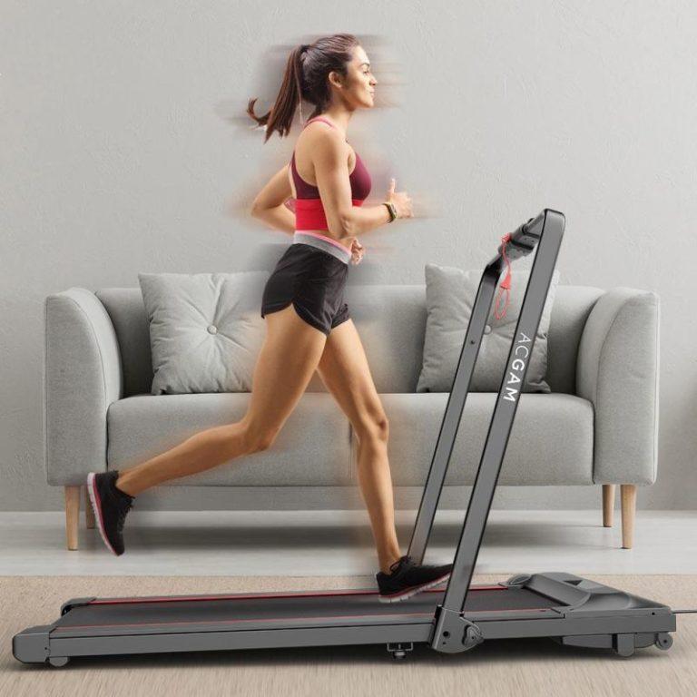ACGAM T02P gyalogló- és futópad – hogy ne a padlót koptassuk a lakásban