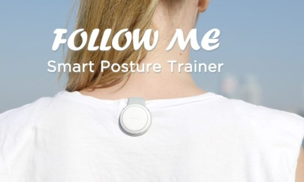Follow Me tartásjavító – hogy mindig egyenesek maradjunk