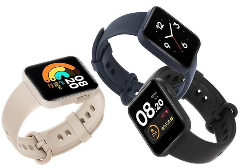 Xiaomi Mi Watch Lite – GPS és magasságmérő az órában!
