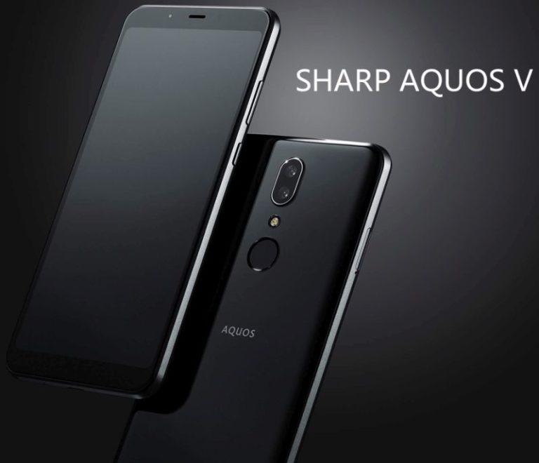 SHARP AQUOS V – Még napjainkban is megállja a helyét