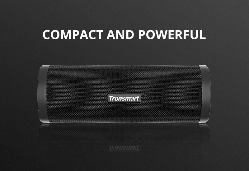 Tronsmart Force 2 hordozható Bluetooth hangszóró – a hangzás szabadsága
