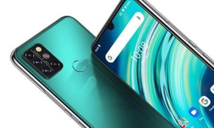 Umidigi A9 Pro – Már lázat is mér a mobil! – Frissítve!