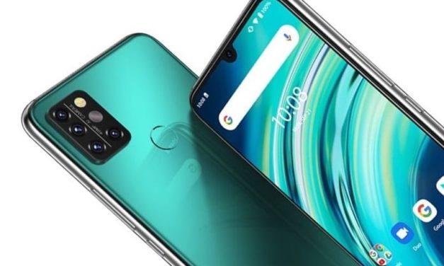 Umidigi A9 Pro – Már lázat is mér a mobil!
