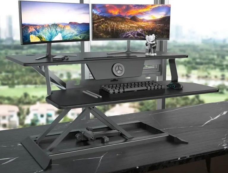 BlitzWolf állítható monitorállvány – mindig kényelmesen a gép előtt