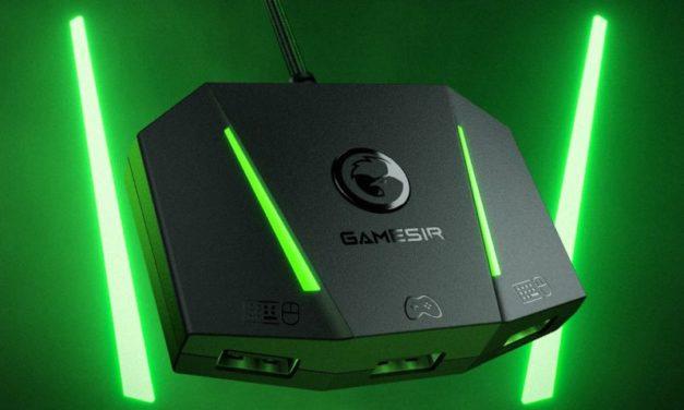 GameSir VX AimBox játékkonzol hub – az irányítás a te kezedben van