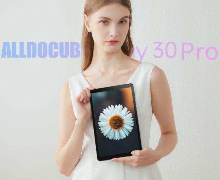 Alldocube iPlay 30 Pro – 4G-s tablet februári akcióban
