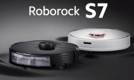 Roborock S7 robotporszívó – Szónikusan mossa fel a padlót