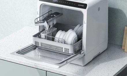 BlitzWolf mini mosogatógép – újabb okos kütyü a konyhába