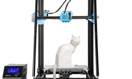Igazi nyalánkságnak ígérkezik a Creality CR-10 V2 3D nyomtató