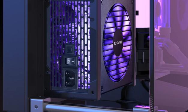 Gamerek, BlitzWolf fanok, ide! – Megjöttek az vacsiúj PC-tápegységek!